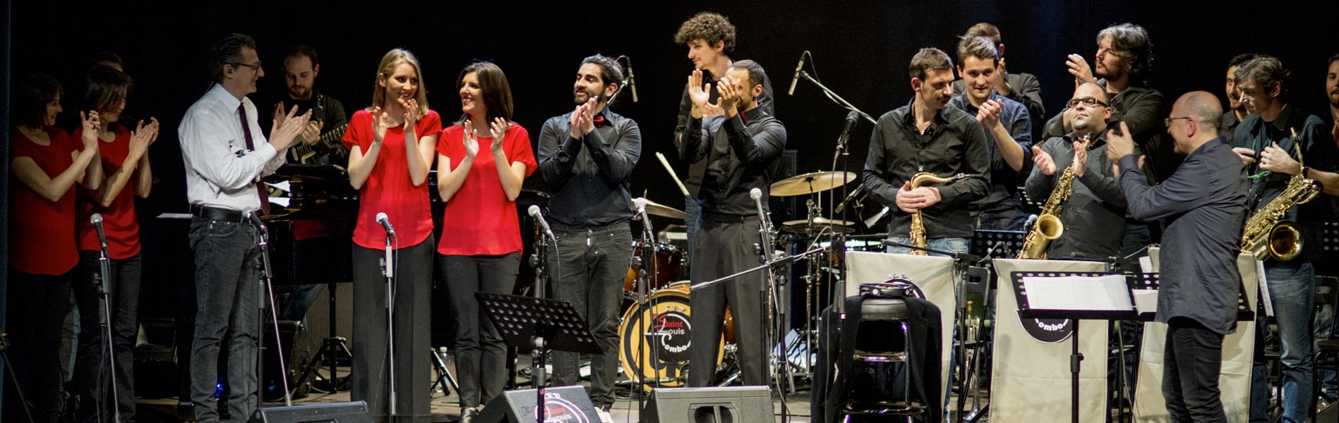 Applausi finali per la Saint Louis Big Band