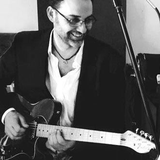 Claudio RICCI docente di chitarra