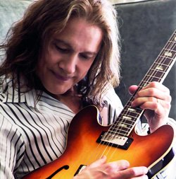 Robben Ford master class di chitarra rock-blues