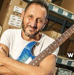 william stravato docente di chitarra