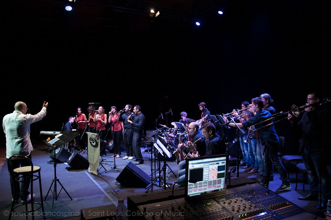 big band saint louis diretta da antonio solimene