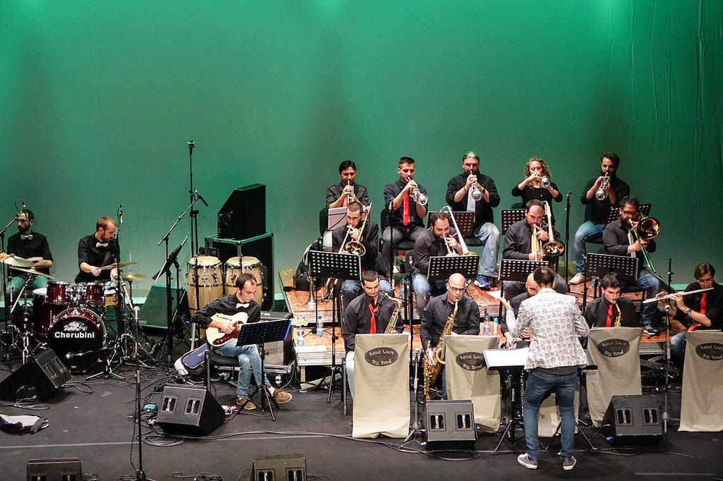 Jazz Factory big band