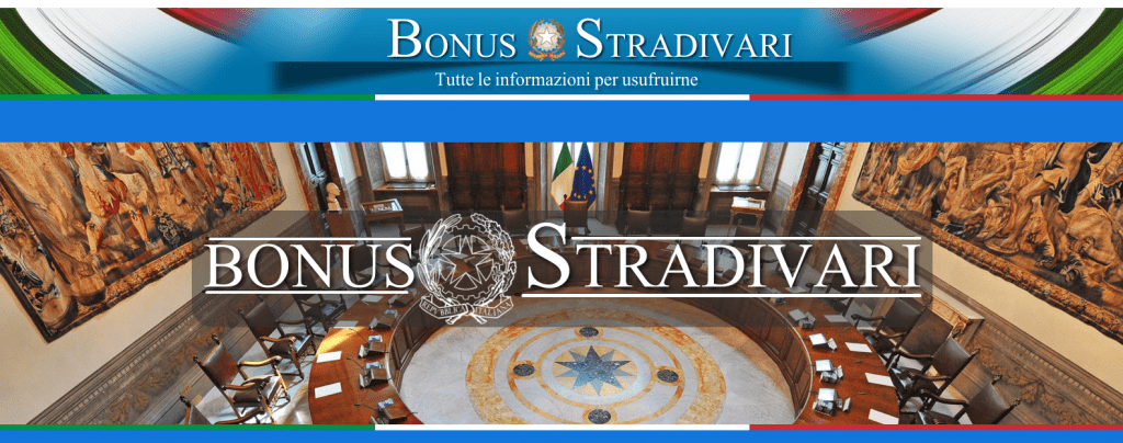 Bonus Stradivari 2017