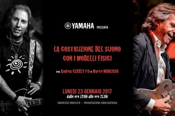 Manusso Cervetto masterclass
