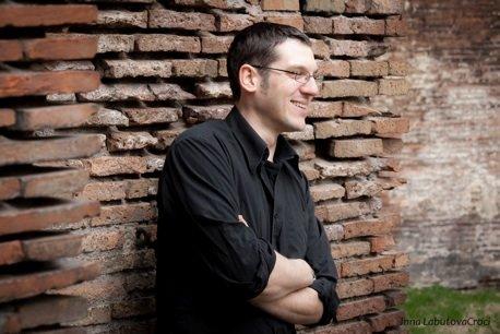Jazz pianist Roberto Tarenzi