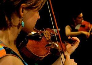 Violino inorchestra
