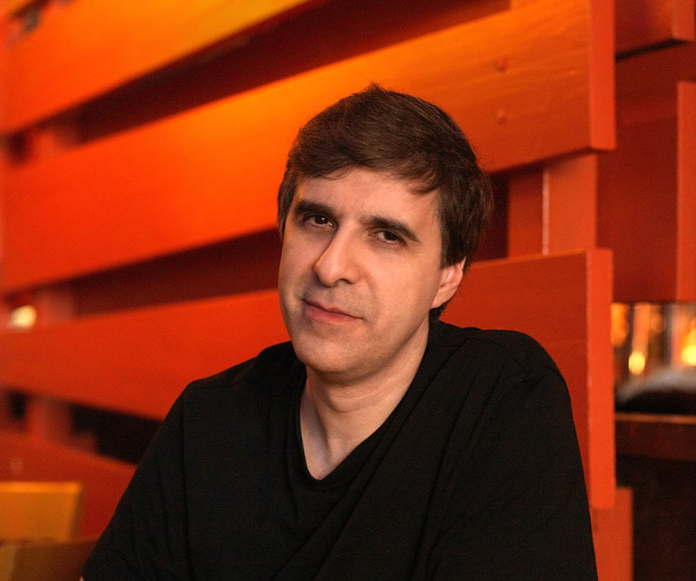 Vince Mendoza master class al saint louis college of music