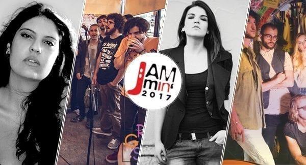 Banner jammin Marta Iacoponi, Heli, Flowing Chords, Antea