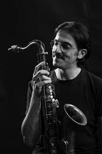 Max Ionata ospite al jazz on the road