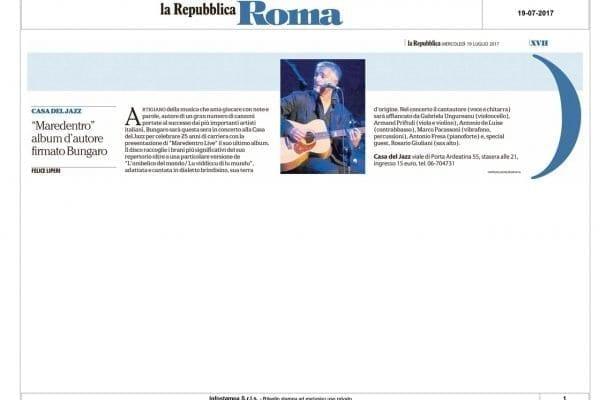 Repubblica RM 19.07.2017