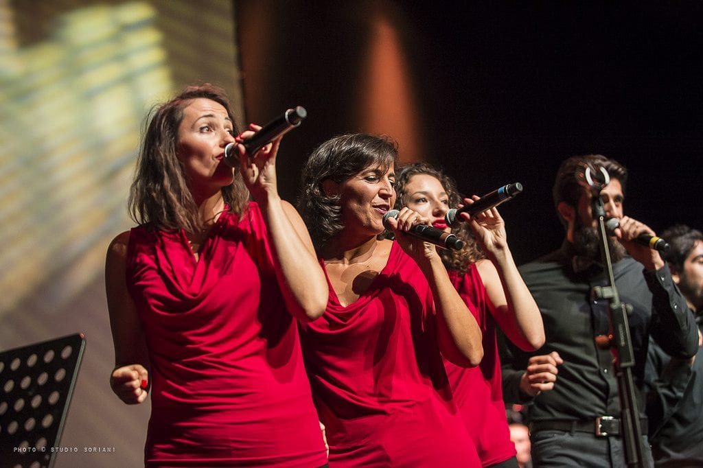 Saint Louis Voices dal vivo