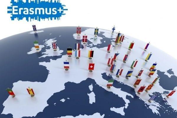 Concorsi erasmus europei