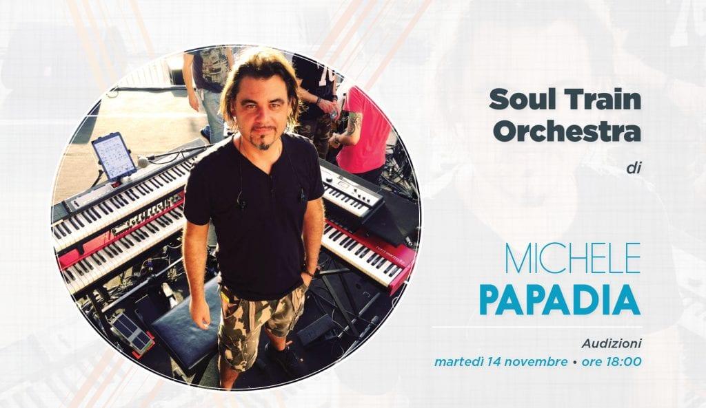 Michele PAPADIA lezione concerto