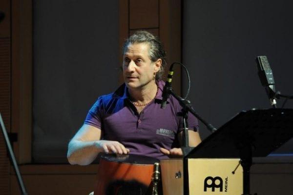 Giovanni Imparato seminario al saint louis college of music
