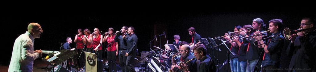 Big Band Combo Di Antonio Solimene