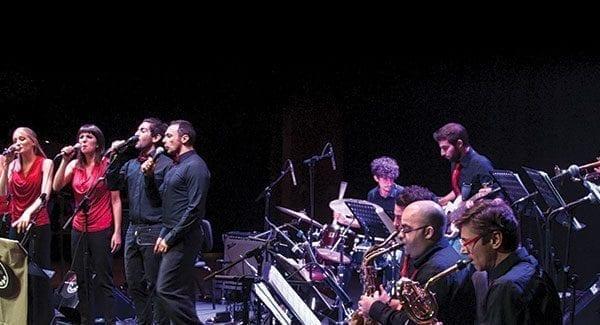 Big Band Combo Di Antonio Solimene