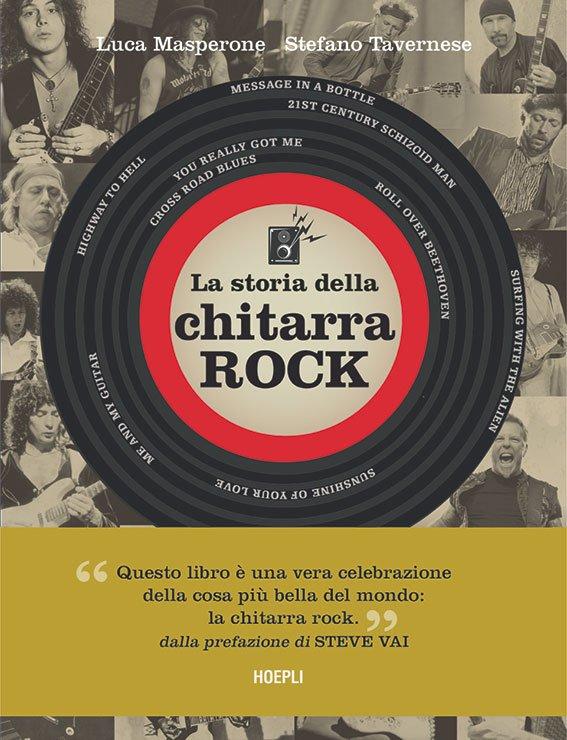 Presentazione Libro la storia della chitarra rock
