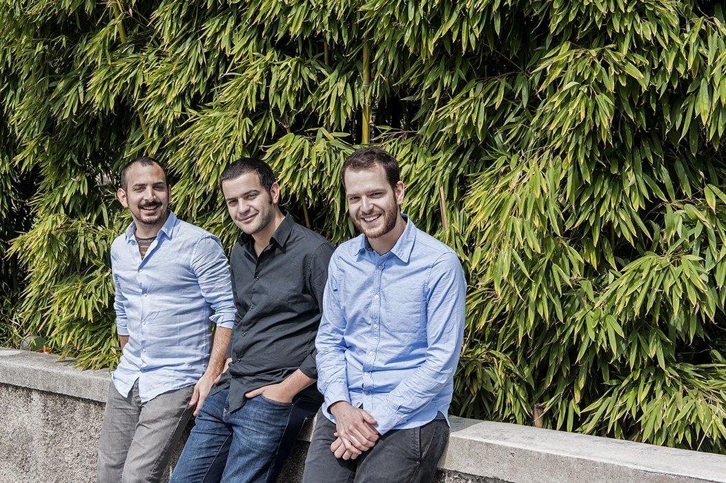 Zadeno Trio vincitori European jazz contest 2017