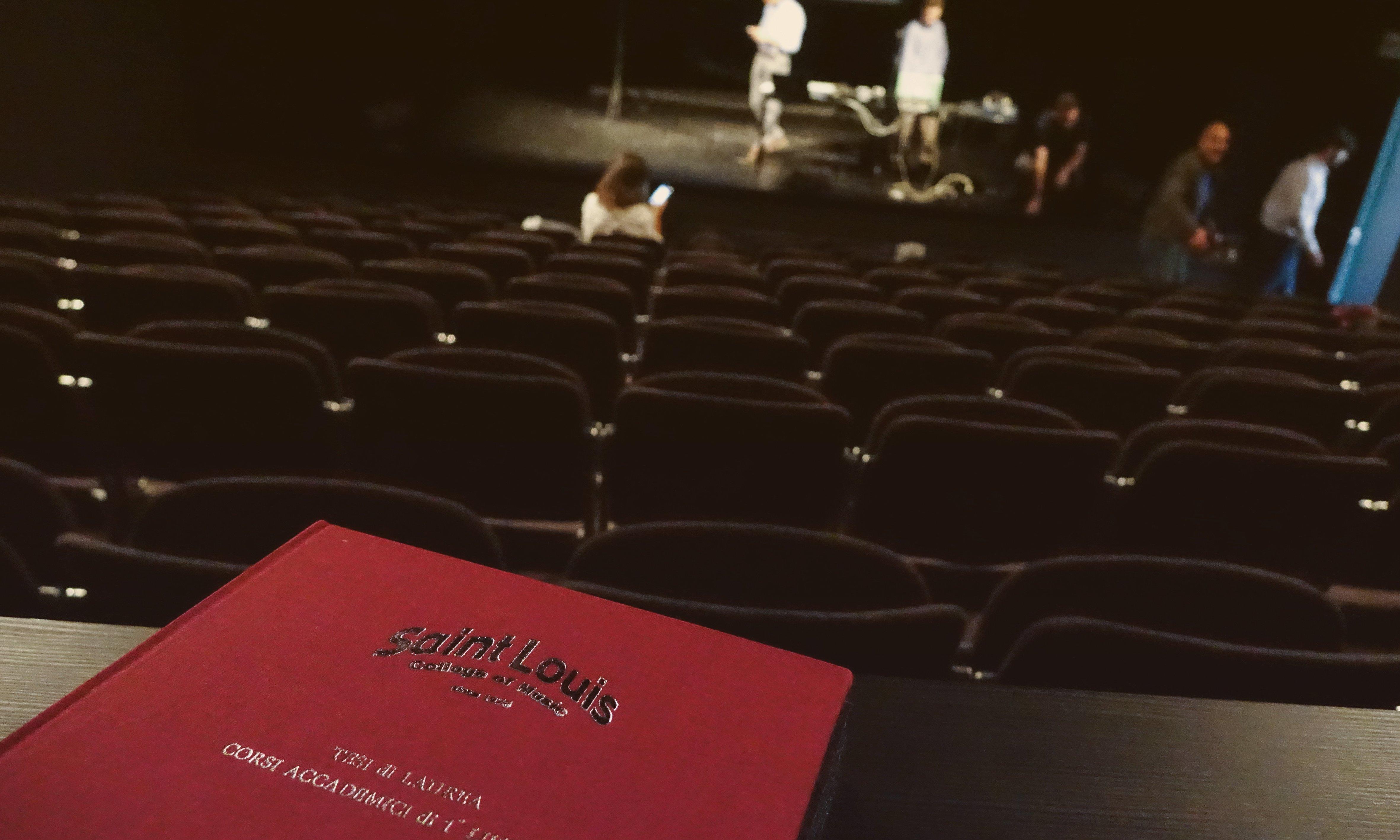 TESI DI LAUREA – Sessione settembre 2019