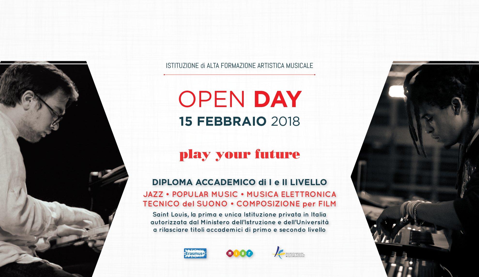 Open Days porte aperte alla scuola di musica
