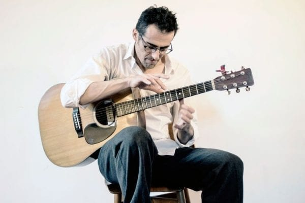 Acoustic Guitar Lab con Pino Forastiere