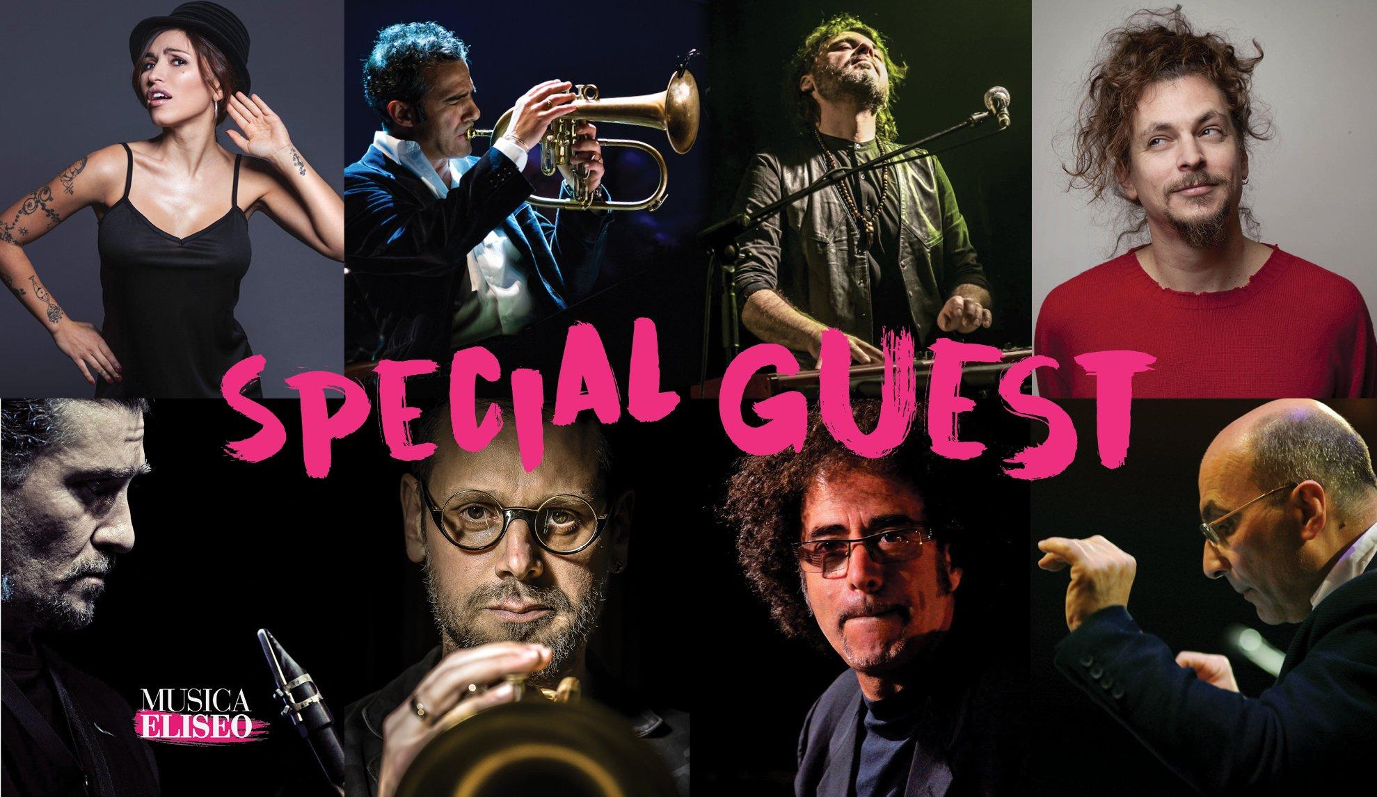 Special Guest 2018 i concerti