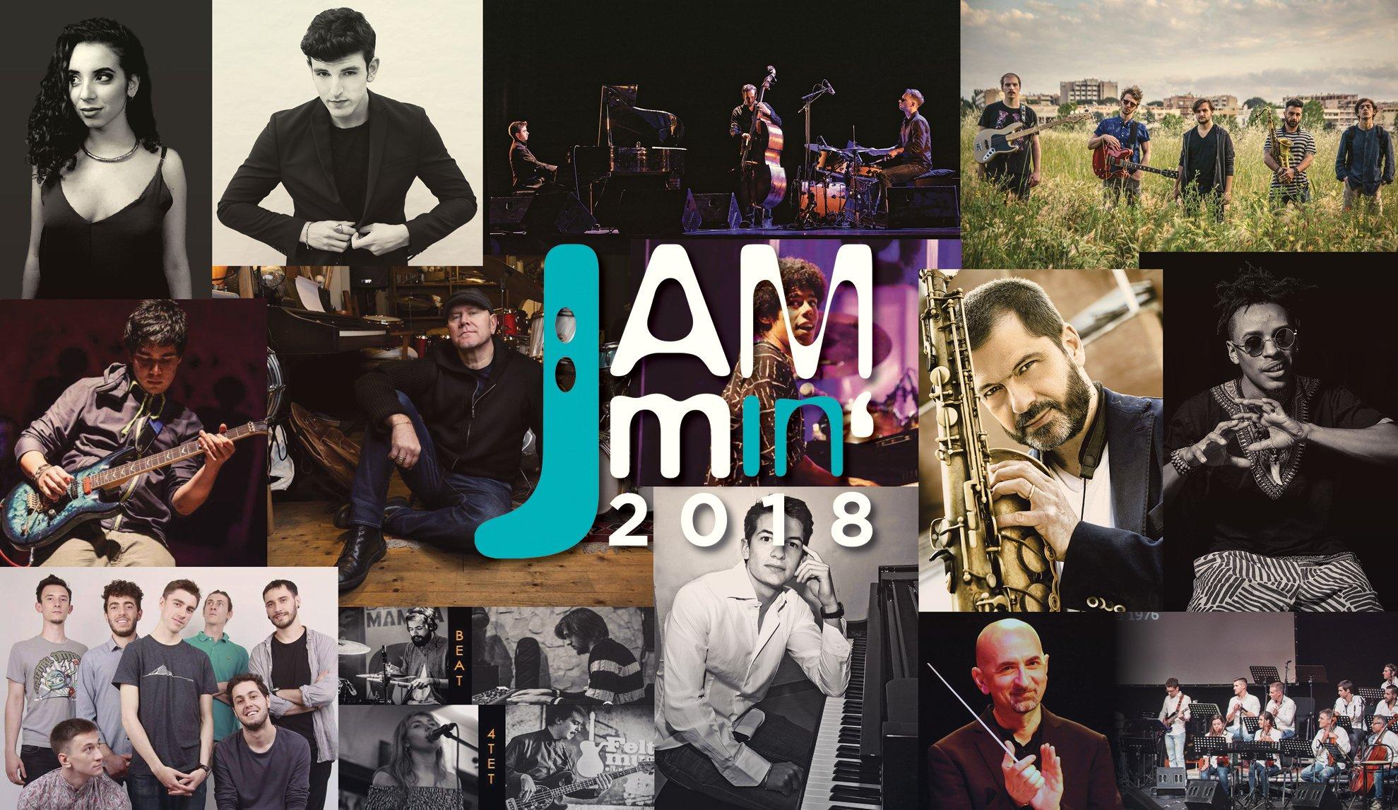 Jammin 2018 concerti