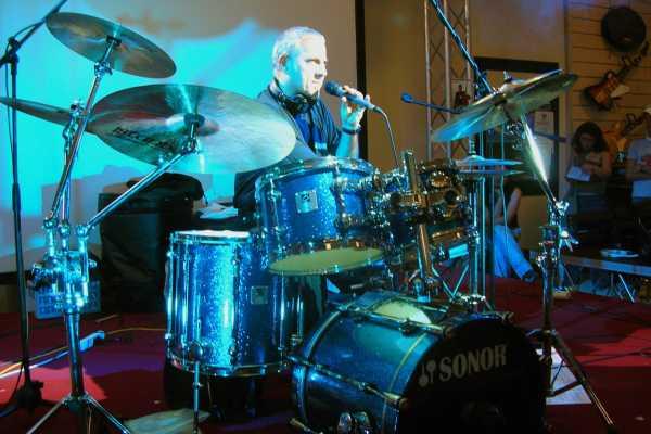 STUDIO RECORDING 4 DRUMMERS con Claudio Mastracci