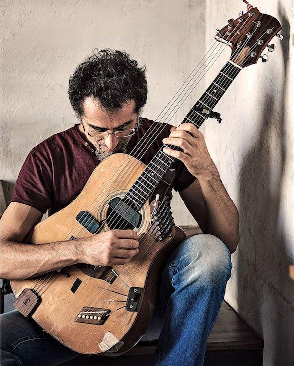 Contemporary Acoustic Guitar a cura di Pino Forastiere