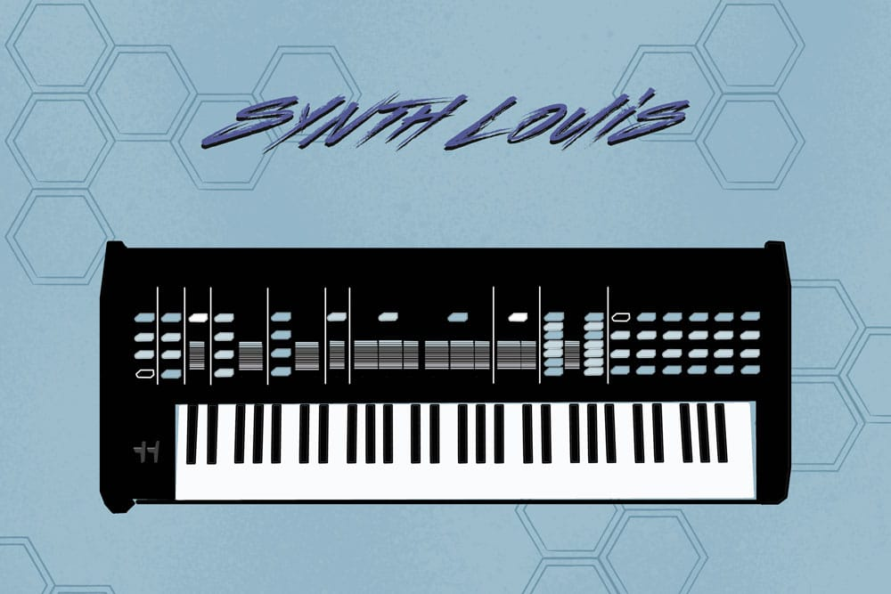 Synth Louis @ Marmo