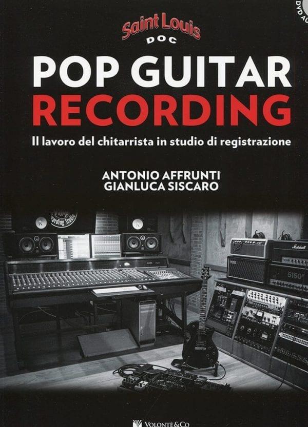 Il lavoro dei chitarristi in studio, Chitarra pop