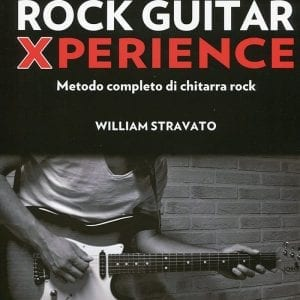 Rock guitar xperiene di William Stravato