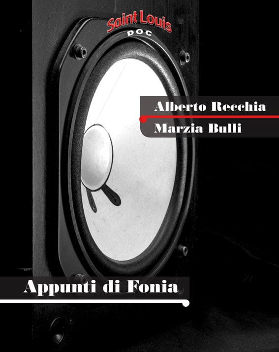 Appunti di fonia, fonia live e fonia in studio