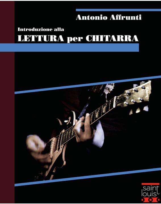 Lettura per chitarra di Antonio Affrunti