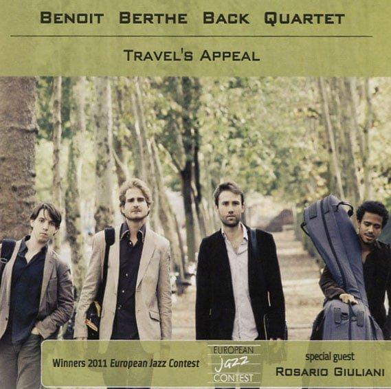 Benoît Berthe Back Quartet | Travels Appeal