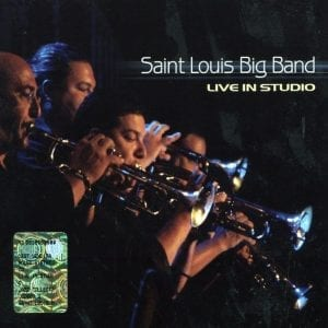 Saint Louis Big Band | Live in studio